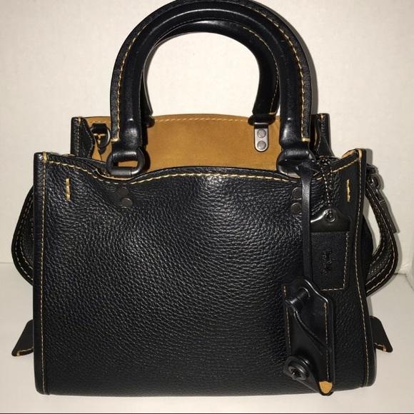 Coach Handbags - Coach Rogue